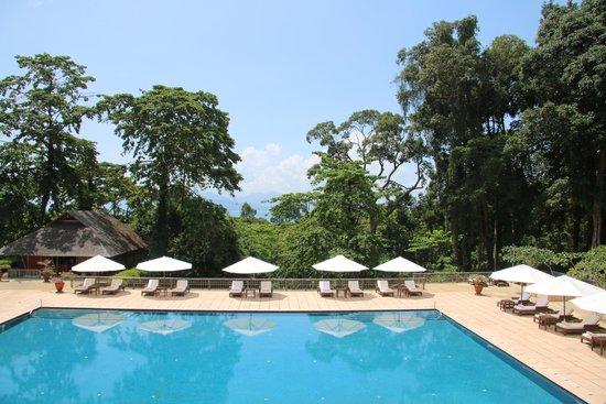 The Datai Langkawi: The main pool ...
