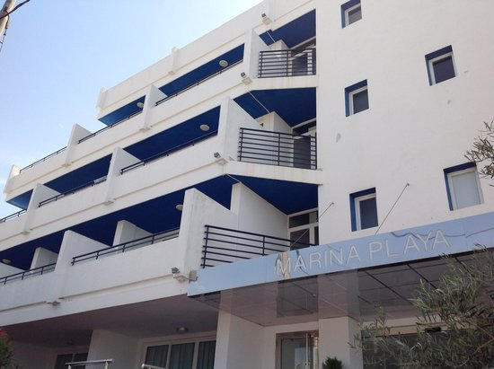 Marina Playa Hotel & Apartments: Hotel