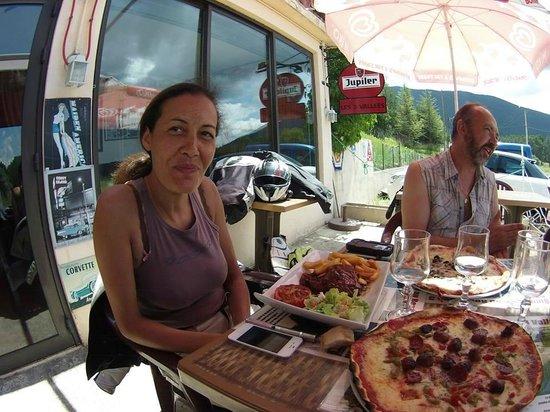 Resto 3 Vallees: Plat du jour et pizzas