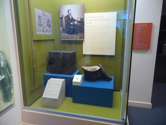 National Civil War Museum : lincoln