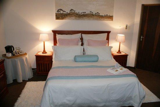 Ndiza Lodge and Cabanas : Lodge Room