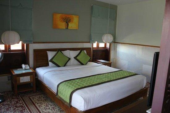 Green Heaven Resort & Spa: bedroom