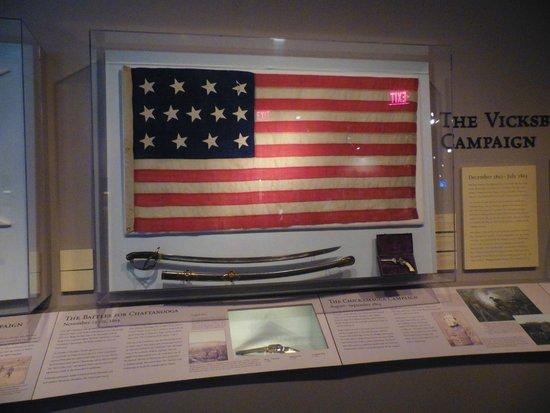National Civil War Museum : etats unis