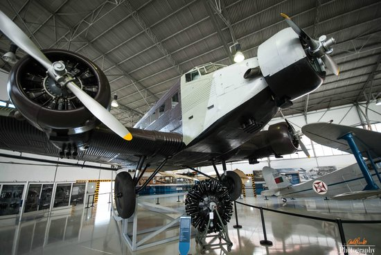 Air Museum: Museu do Ar