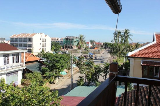 Green Heaven Resort & Spa: view from room