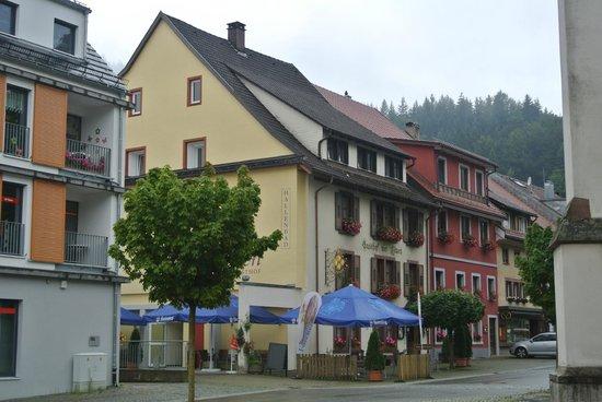 Hotel Gasthof Vier Lowen: Der Gasthof