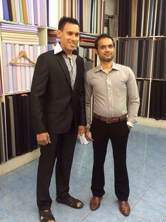 New Moda Custom Tailors: En la prueba final