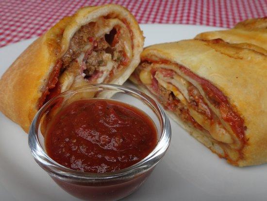Belmiro's Pizza & Subs : Stromboli Special