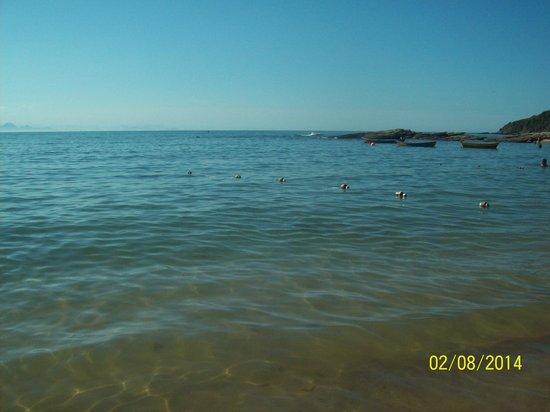 Tartaruga Beach: vista
