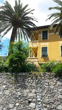 Villa Margherita by the Sea : Villa Margherita Levanto