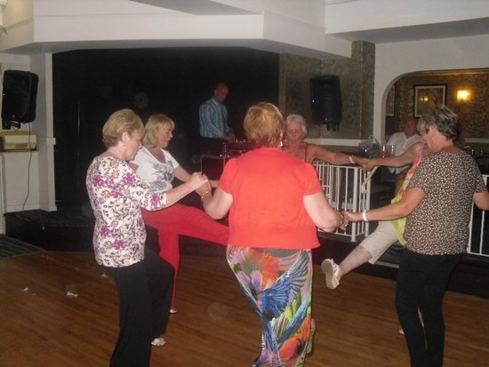 Trecarn Hotel: great entertainment and fun loving people