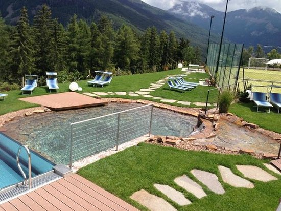 Mountain Spa Resort Hotel Albion: Naturbecken