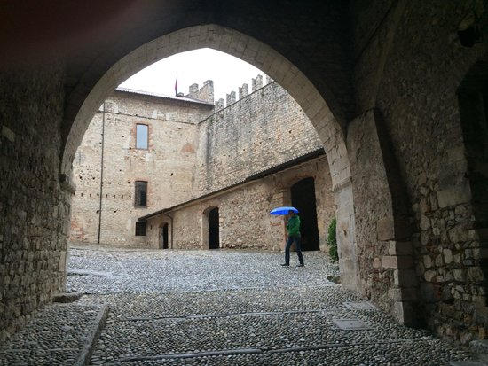 Rocca di Angera: Good rainy day activity