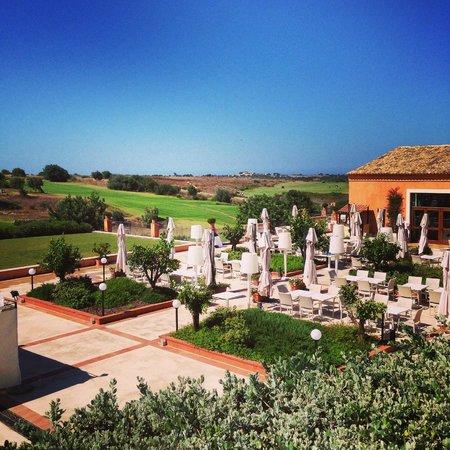 Donnafugata Golf Resort & Spa: panorama hotel