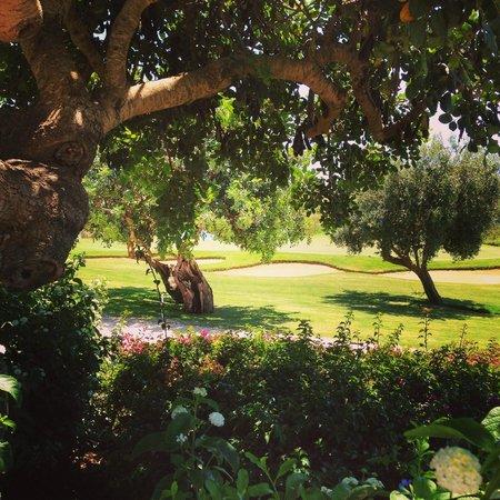 Donnafugata Golf Resort & Spa : panorama hotel
