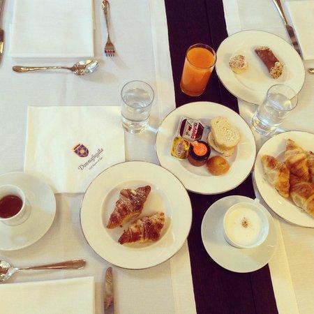 Donnafugata Golf Resort & Spa : colazione