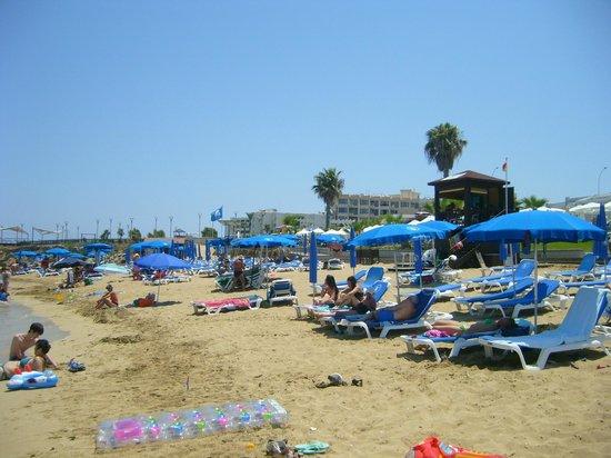 Iliada Beach Hotel: Beach