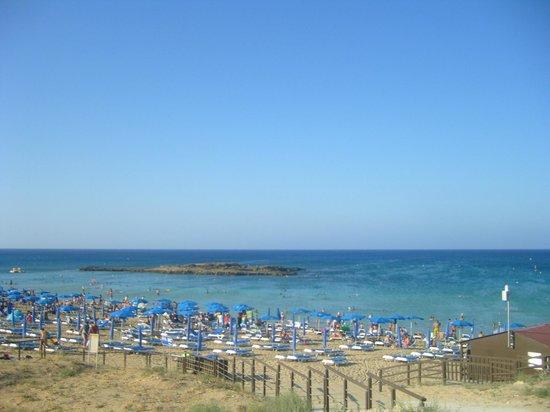 Iliada Beach Hotel: Sea
