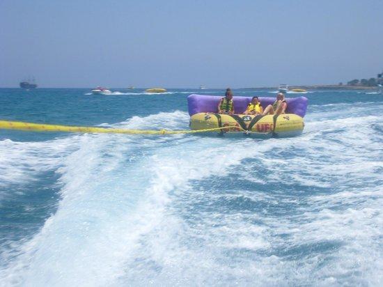 Iliada Beach Hotel: Watersports