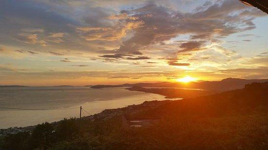 Konoba Argola: sunset