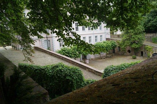 Museum im Schloss Bad Pyrmont: Binnenkoer Pyrmont