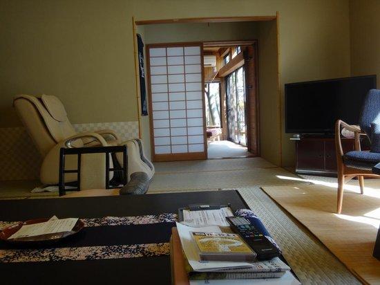 Yunohanaso: 部屋