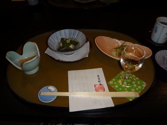 Yunohanaso: 夕食