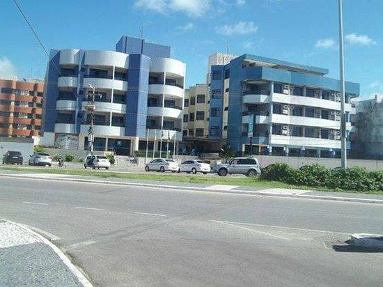 Hotel da Costa: Fachada