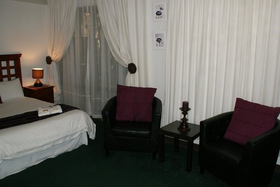 Ndiza Lodge and Cabanas: Lodge room