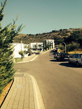 TesoroBlu Hotel & Spa : Towards the rooms