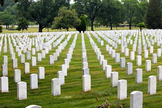 Arlington National Cemetery: Arlington