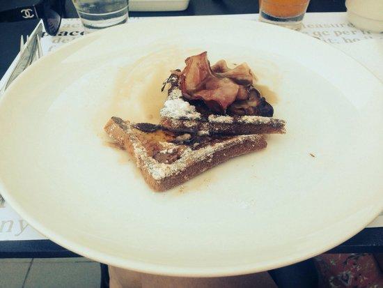Tesoroblu Hotel & Spa: Yummy breakfast