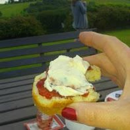 The Izaak Walton Hotel: Scone?