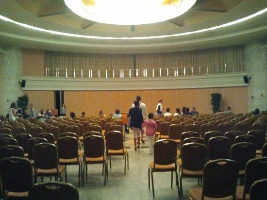 Porto Giardino Resort: sala cingressi