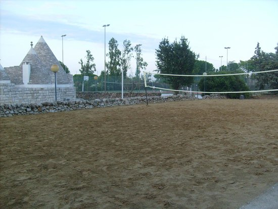 Porto Giardino Resort: beach volley