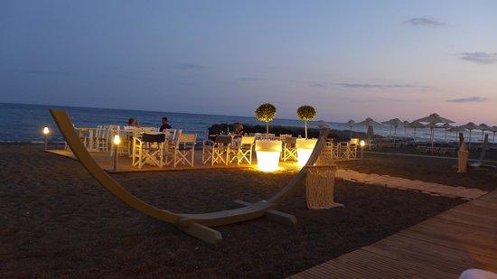 Ostria Resort & Spa : depuis le restaurant thalassa