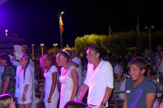 Ostria Resort & Spa : l'equipe..