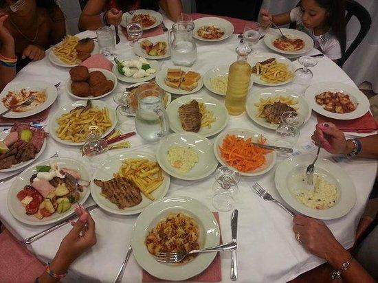 Porto Giardino Resort: ristorante