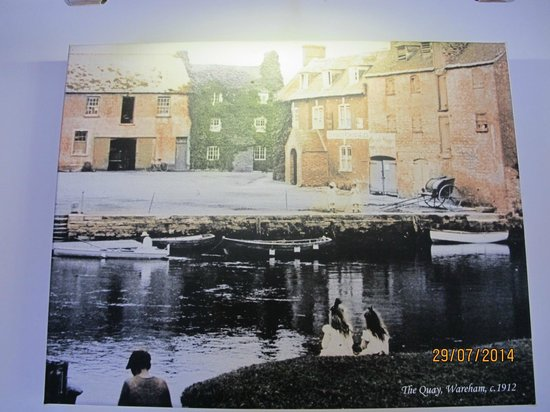 The Old Granary: An old photograph
