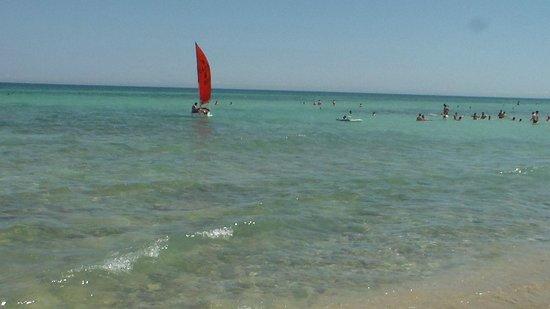 Porto Giardino Resort: mare