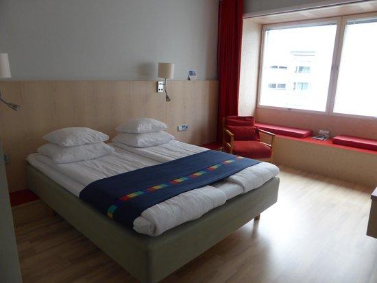 Park Inn by Radisson Stockholm Hammarby Sjostad: Room