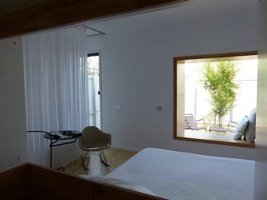 Hotel Aire de Bardenas: Chambre