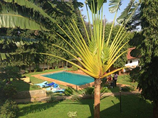 Keys Hotels Limited - Uru Road: Pool area