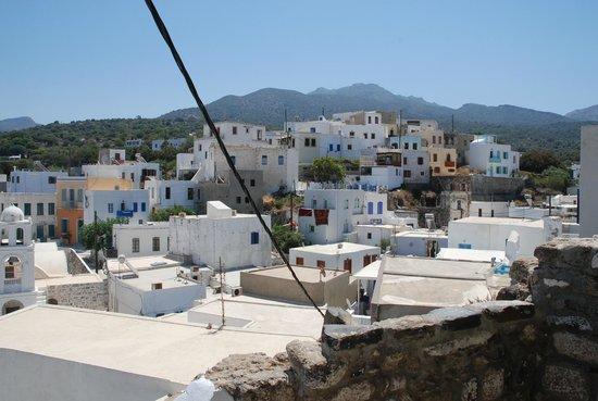 Nisyros: столица острова Нисирос