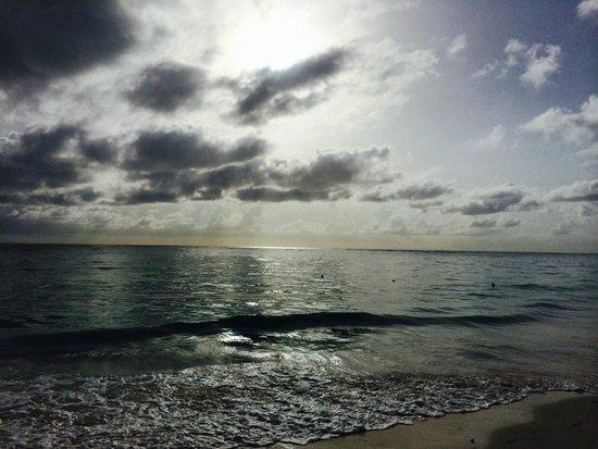 Iberostar Grand Hotel Bavaro : La playa