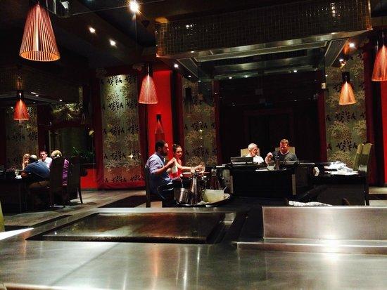 Iberostar Grand Hotel Bavaro : El restaurante japonés