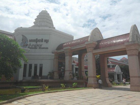 Angkor National Museum: museum