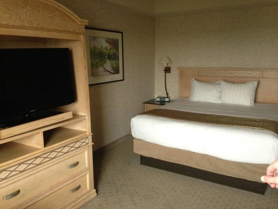 Edward Village Michigan : lower end furnishings, tired too