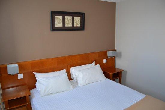 Hotel Restaurant Eden Park : chambre double Eden Park