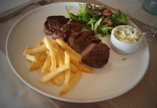 Royal Ostend Golf Club: Restaurant
